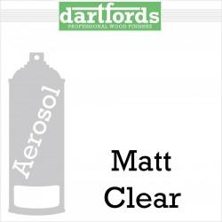 Nitrocellulose Lack / Nitro Lack Spray transparent farblos Matt