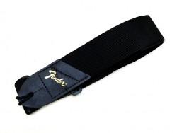 Fender® Nylon Gurt, Logo in Gold