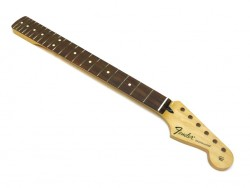 Fender® Standard Neck / Hals für Stratocaster Pau Ferro Griffbrett