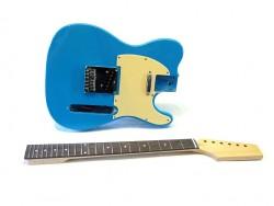 E-Gitarren-Bausatz II Daphne Blue