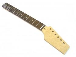 Paddle Neck / Hals, 21 Bünde, extra breit 46mm