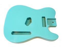 Korpus/Body II Basswood Sonic Blue