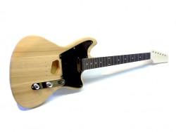 E-Gitarren-Bausatz/Guitar Kit MLT Mixed Ash