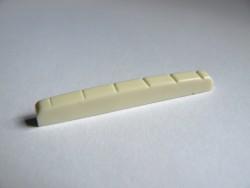 Gitarren Sattel I/II Kunststoff Nr. 7