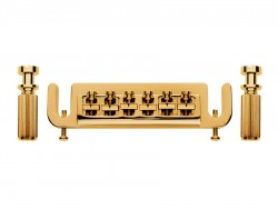 LP-Style Saitenhalter/Bridge Kombination von Boston gold