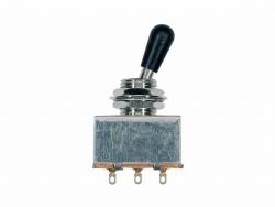 3 - Wege Schalter / Toggle Switch chrome