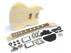 E-Gitarren-Bausatz/Guitar DIY Kit MSG