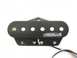 Wilkinson MWTB II vintage voice Single Coil Bridge-Position schwarz