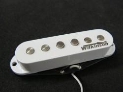 Wilkinson MWVSM I vintage voice Single Coil Hals-Position weiß
