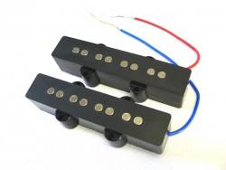 Bass Single Coil Komplettset Hals+Bridge Position