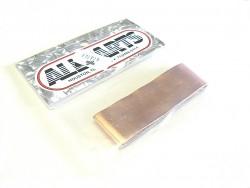 Allparts Abschirmfolie selbstklebend 1,5m x 2,5cm Kupfer