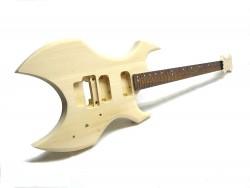 E-Gitarren-Bausatz/Guitar Kit  Metal - Style III