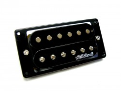 Wilkinson High Output Humbucker MWHBB, Bridge-Position schwarz