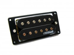 Wilkinson High Output Humbucker MWHBN, Hals-Position schwarz