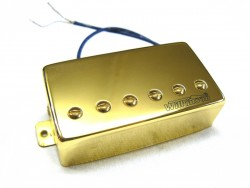 Wilkinson Humbucker MWCHBB, Bridge-Position gold