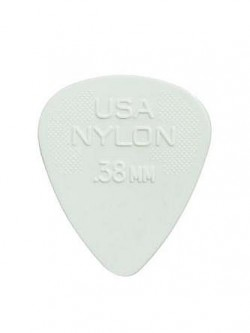 Dunlop Nylon Plektrum 0.38