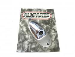 Allparts Buchsenplatte/Jackplate