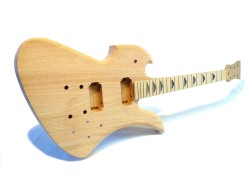 E-Gitarren-Bausatz/Guitar Kit B.C. M-Bird Style