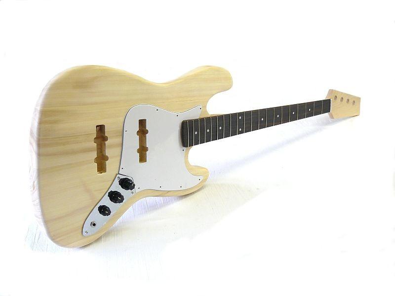 E-Bass Bausatz Guitar DIY Kit Style I