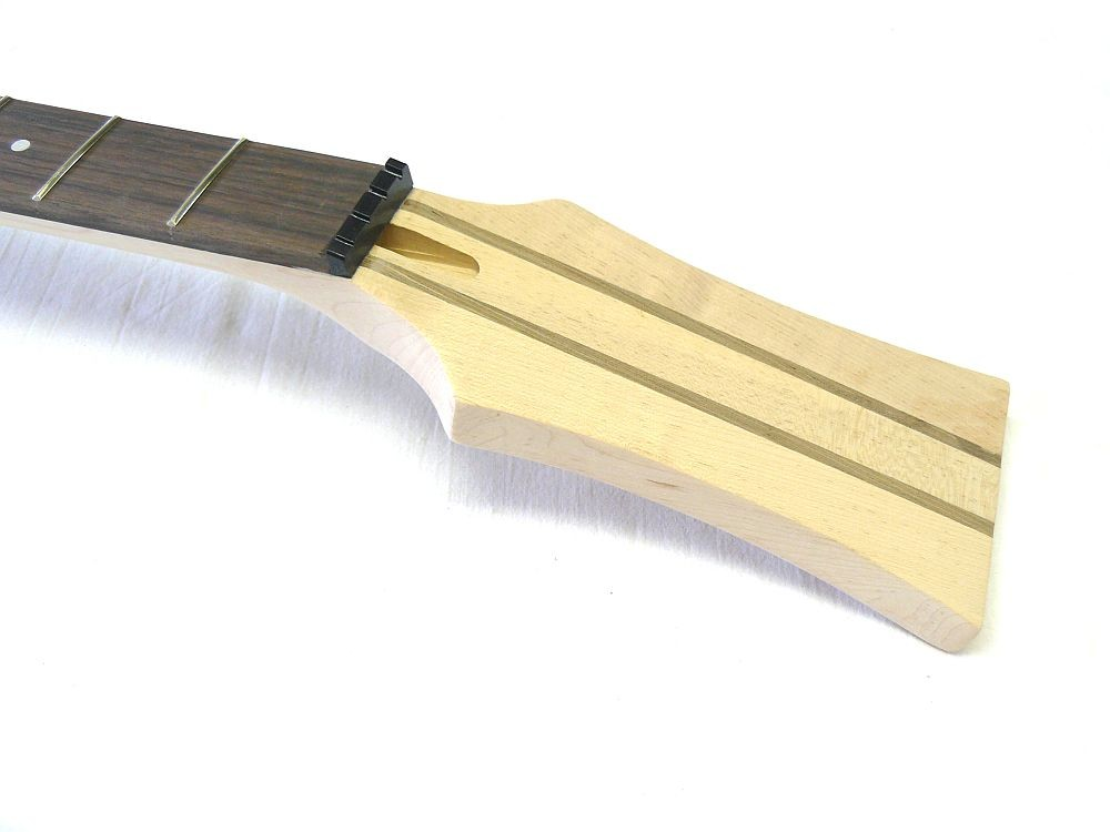 E-Bass Bausatz Bass Kit Base mit durchgehenden Hals