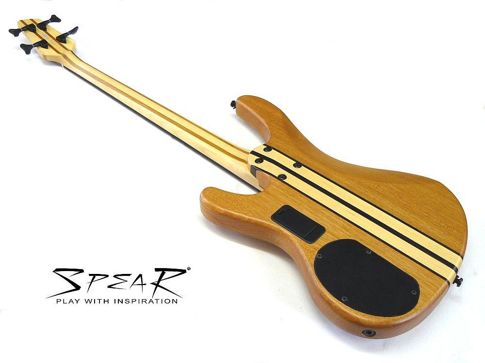 Spear Beatbass 4 Ash Top aktiv