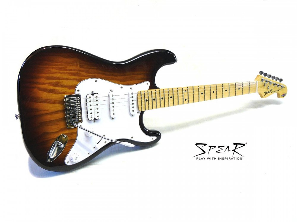 E-Gitarre Spear RF 150 Tobacco Sunburst