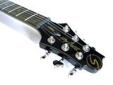 E-Gitarre Samick SG Greg Bennett black Cobra