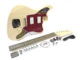 E-Gitarren-Bausatz/Guitar Kit Jag-Style