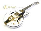 Halbresonanz-Gitarre Samick Greg Bennett Royale IV LTD