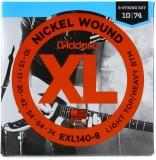 Martin Western-Gitarren Saiten FX 740 .012-.054 Flexible Core