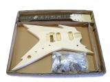 E-Gitarren Bausatz/Guitar Kit  Metal - Style I