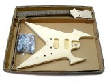 E-Gitarren Bausatz/Guitar Kit  Metal - Style II