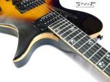E-Gitarre SPEAR Tomcat Tobacco Sunburst