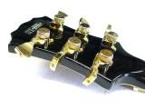 E-Gitarre Spear Monkey Signature SHL 1 Black 1H