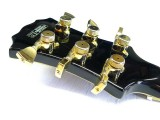 E-Gitarre Spear Monkey Signature SHL 1 Black 2H