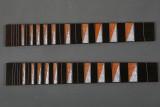 Slide-Gitarren Double Neck Bausatz / Guitar Kit