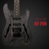 E-Gitarre SPEAR RF 290 Hollowbody