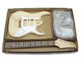 7-Saiter E-Gitarren-Bausatz/Guitar Kit  Tree of life