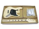 E-Bass Bausatz/Guitar Kit I Deluxe Esche Body!!!