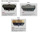 E-Gitarren-Bausatz/Guitar Kit Style II Standard Esche ohne Binding