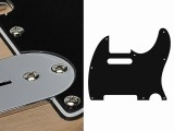 Pickguard II Standard 3-lagig schwarz