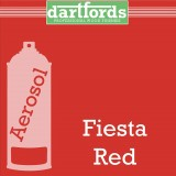 Nitrocellulose Lack Spray 400ml Fiesta Red