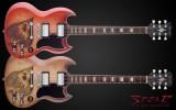 E-Gitarre Spear S-100 S AOP