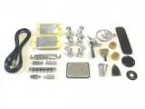 E-Gitarren-Bausatz/Guitar DIY Kit ML Ice, Mahagoni