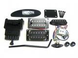 E-Gitarren-Bausatz/Guitar DIY Kit Headless Handle