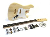 E-Bass Bausatz/Guitar DIY Kit Style I