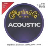 Martin Western-Gitarren Saiten M-540  light .012-.054