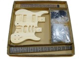 E-Gitarren-Bausatz / DIY Kit Headless Double Neck Gitarre+Bass
