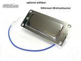 E-Gitarren-Bausatz/Guitar Kit MLR Hollowbody 12-saitig