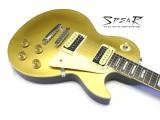 E-Gitarre Spear RD-150 Gold Top Vintage